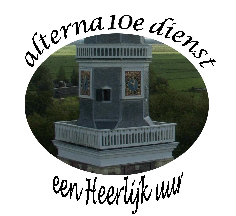 logo 10 uur dienst